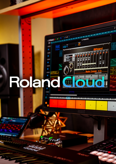 Roland Cloud mobile