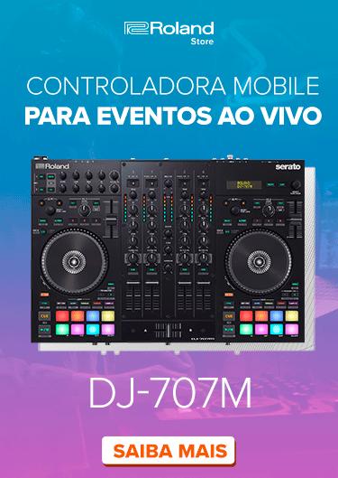 DJ-707M (Mobile)